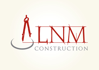 LNM Construction logo