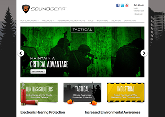 SoundGear Hearing Protection
